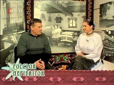 2006 - Cu etnologul Aurel Bodiu.