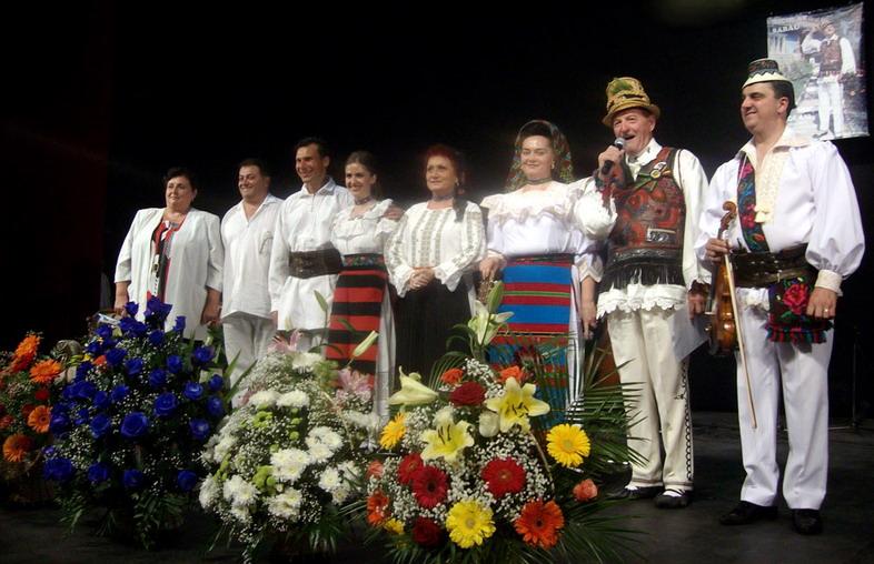 2009 - Concert aniversar - 50 ani activitate