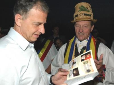 cu Mircea Geoană