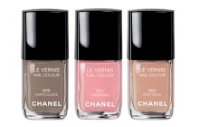 Chanel Spring/Summer 2010 Nailpolish