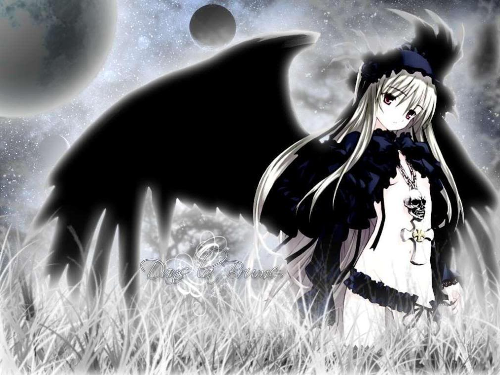 Anime Death Angel Background Wallpapers
