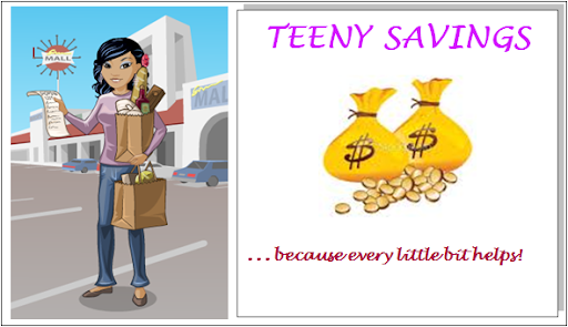Teeny Savings