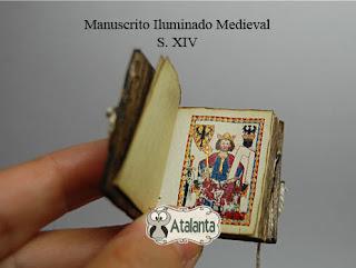 minibook medieval