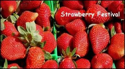 Strawberry Festival Oxnard