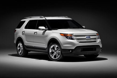New 2011 Ford Explorer Pictures. 2011 Ford Explorer. finally