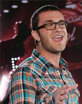 Luke Edgemon New Member of Glee.