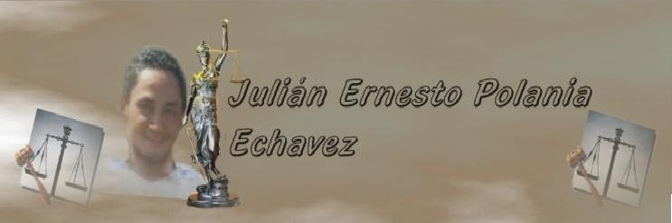 Julian Ernesto Polania Echavez