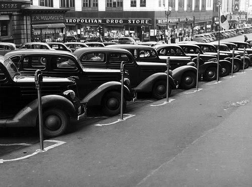 Cars+parked+diagonally+Omaha+Nebraska+Ph