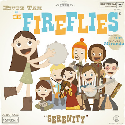 River Tam and the Fireflies, Front Cover