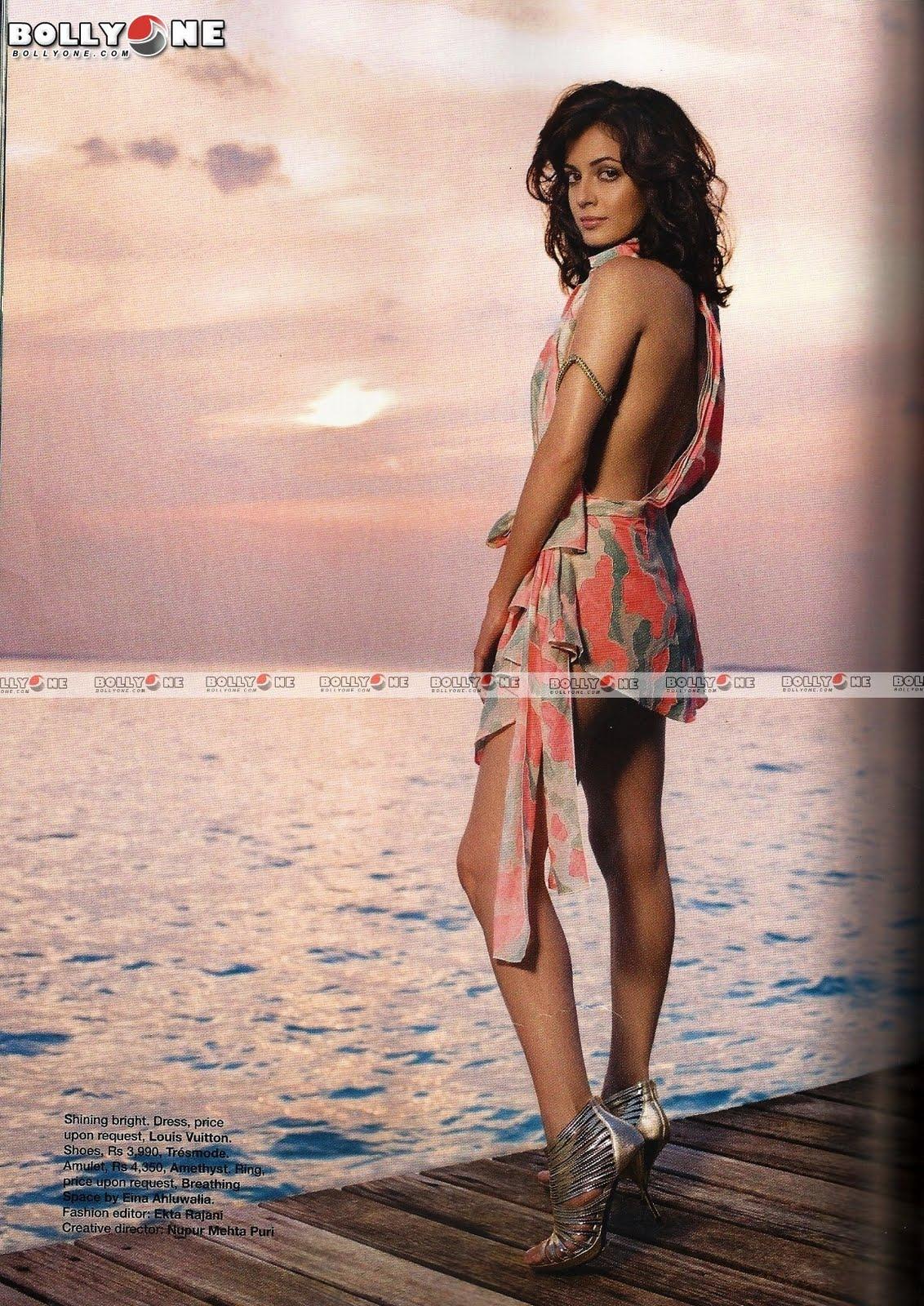 Dia Mirza In Bikini