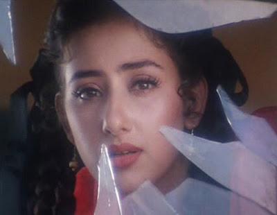 Manisha Koirala hot n wet in sari