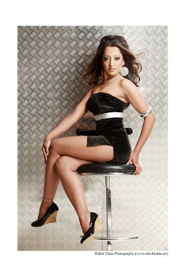 Hot Indrani Sizzles In Latest Photoshoot