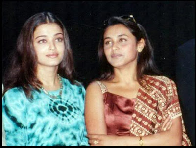 Aishwarya Rai & Rani Mukerji