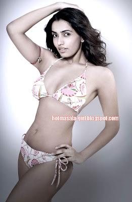 Masala Babe Akshharaagowda Hot Bikini Pictures
