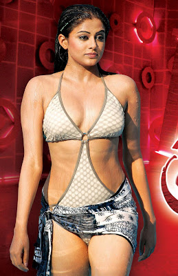 Sexy South Actress Priyamani Hot Bikini Pictures