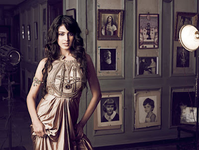 Genelia D'souza's Hot Photoshoot for Verve Magazine