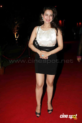 Gorgeous Amisha Patel graces Aamir Raza Play
