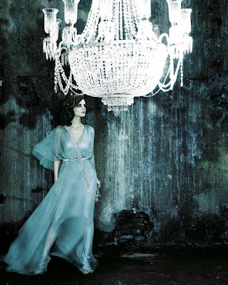 Suzanne Roshan's Photo Shoot for Harper's Bazaar
