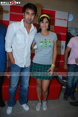Katrina Kaif at Ajab Prem Ki Ghazab Kahani Promotion