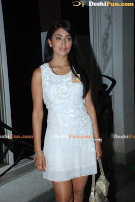 Shriya Saran at Children's Mumbai Film Festival