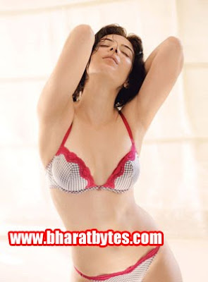 Urvashi Sharma Hot Bikini Photoshoot for Man's World