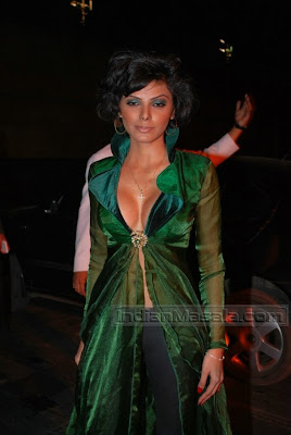 Sherlyn Chopra Sizzles at Triumph Lingerie Show