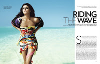 Jacqueline Fernandez Photoshoot for Vogue India