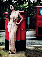 Katrina Kaif Photoshoot For Harper's Bazaar India