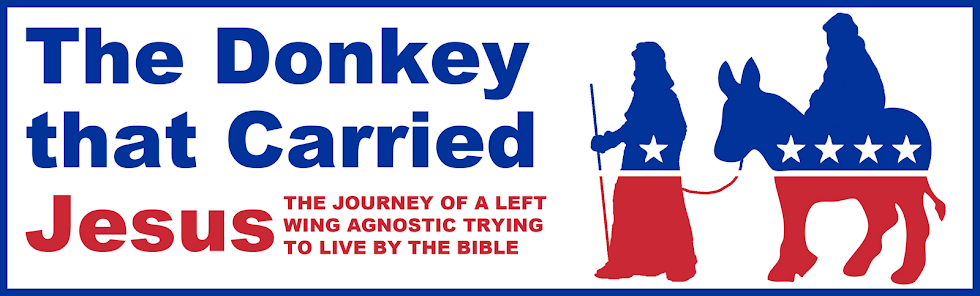 The Donkey that Carried Jesus
