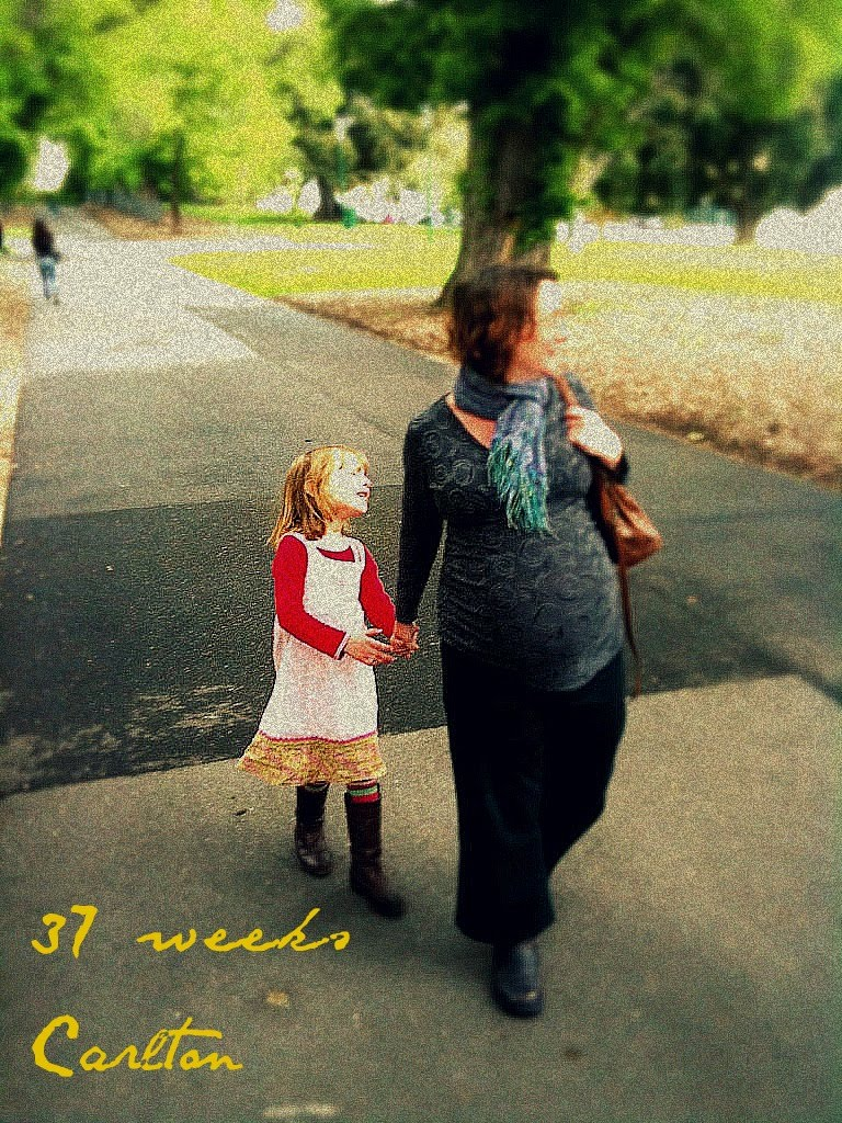 Weeks by due date in Melbourne