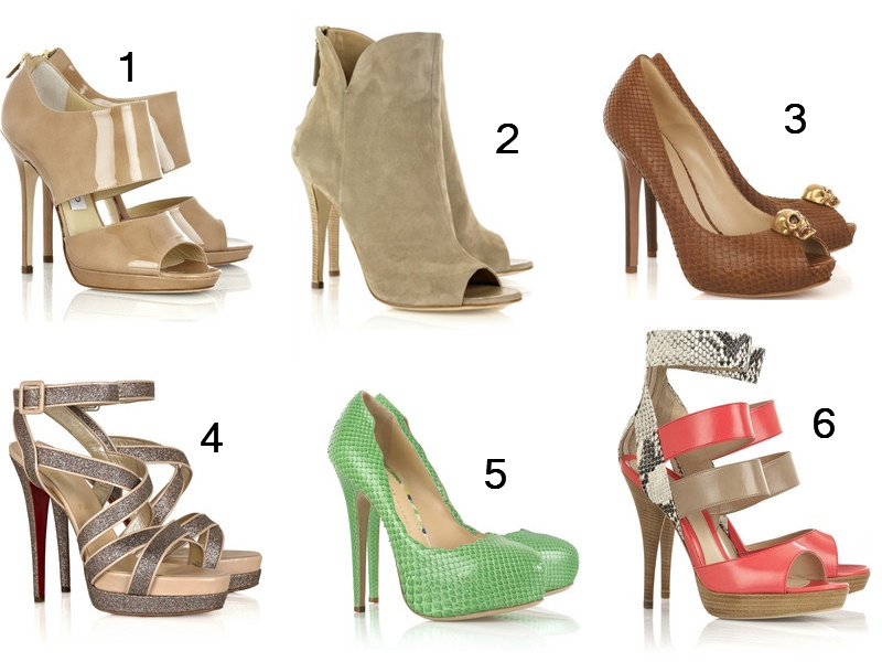 Kellys Boudoir: A Girl Can Never Have Enough Shoes