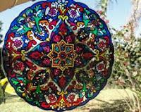 Mandala Traços do Oriente