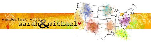 wanderlust with sarah and michael