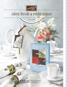 The UK Stampin' Up! Idea Book And Catalogue