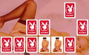 Jogo da Memória da Playboy: Clique aqui para iniciar