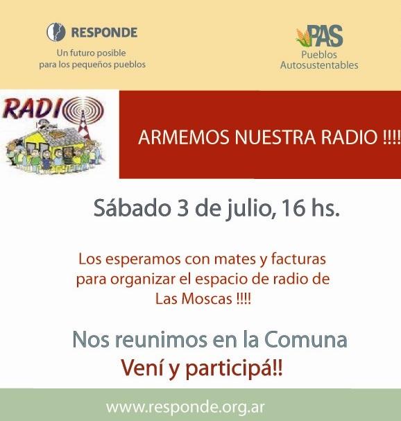 Armemos nuestra radio !!!