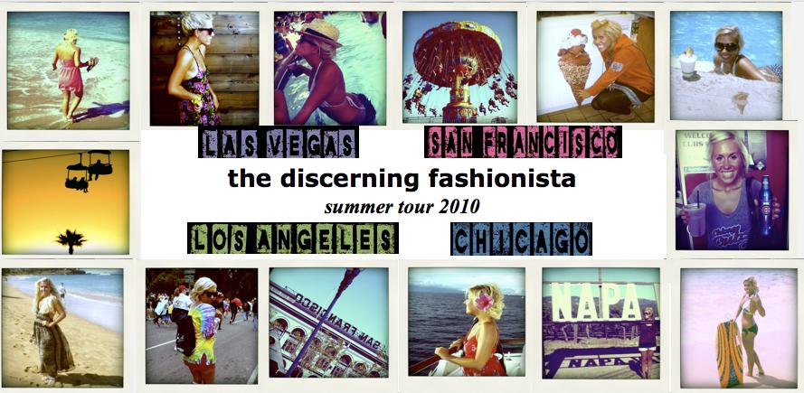 The Discerning Fashionista