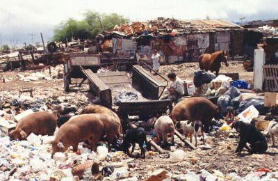 Las villas miserias en Buenos Aires
