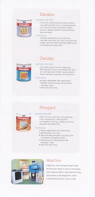 Danapaint Products Building Materials