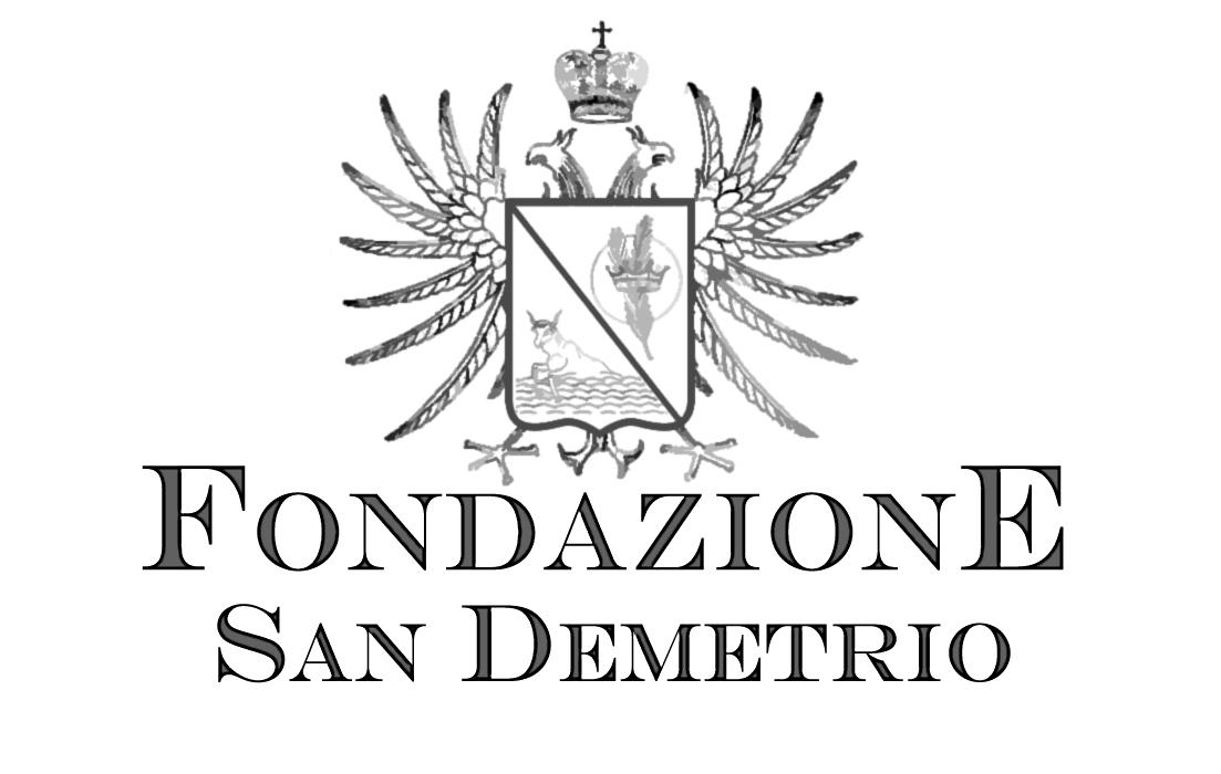 El águila bicéfala Logo+Fondazione
