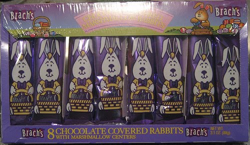 chocolate marshmallow bunnies