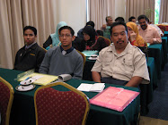 KURSUS BATCH KETIGA, 29 Nov - 1 Dis 2008, Taiping Golf Resort