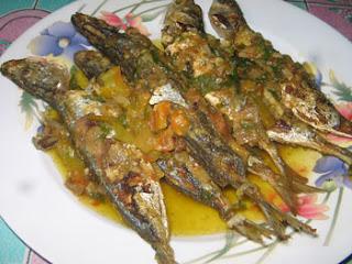 Ikan Sambal Cabe Ijo