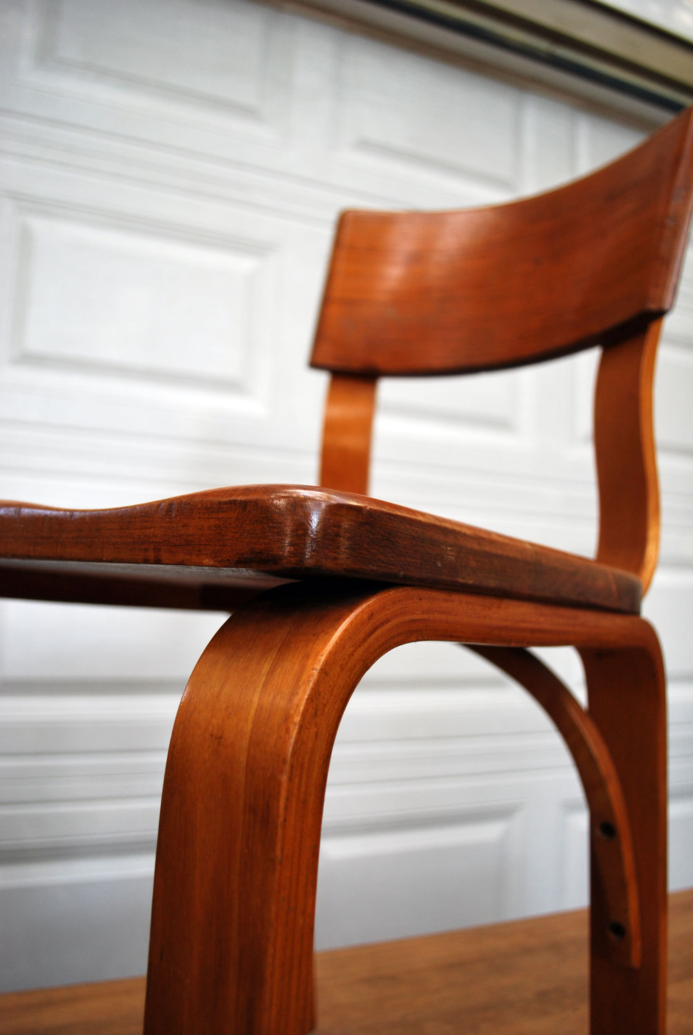 Junk2funk thonet bent plywood chair