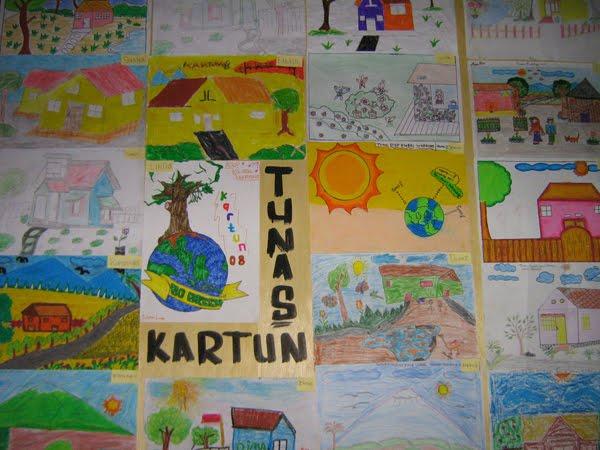 Ultah mural for Mural kartun
