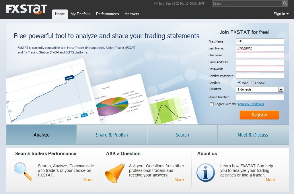 Forex global trading network