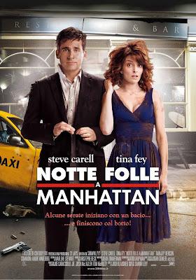 Date Night La película con Steve Carell y Tina Fey