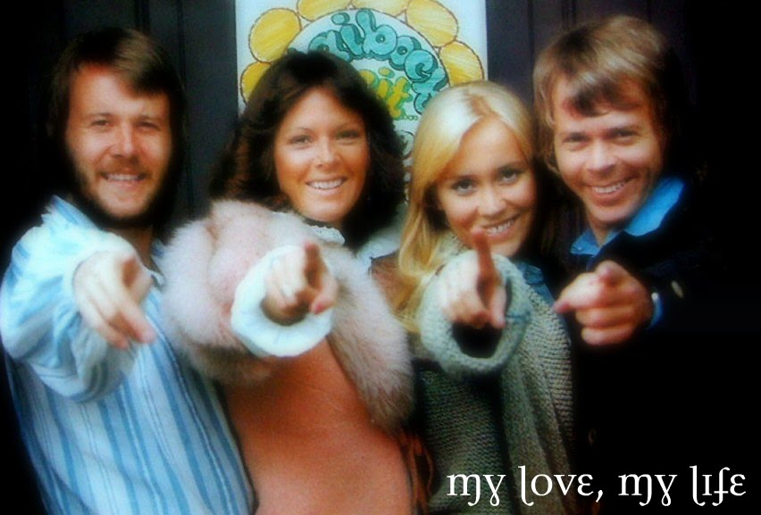 ABBA ~ My Love, My Life