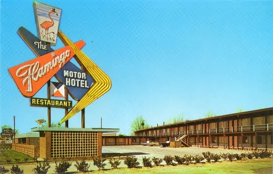 Ghosts Of The Great Highway Vintage Travel And Motel