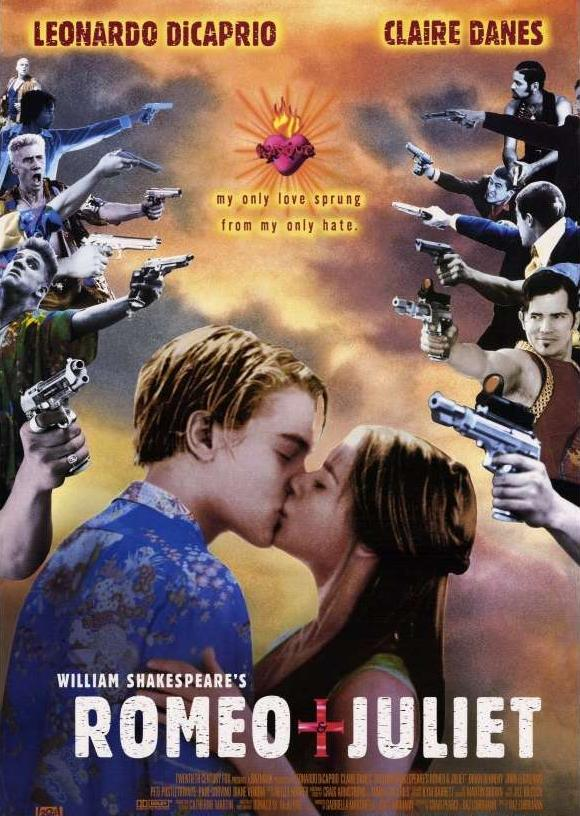 how did baz luhrmann modernise romeo and juliet essay